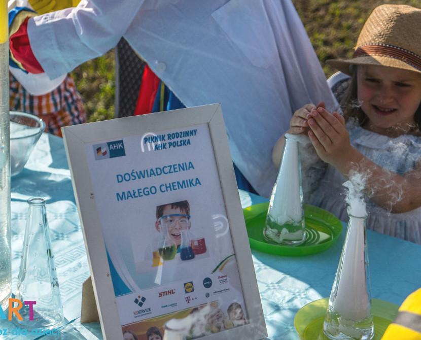 Eksperymenty chemiczne dla dzieci Star ART