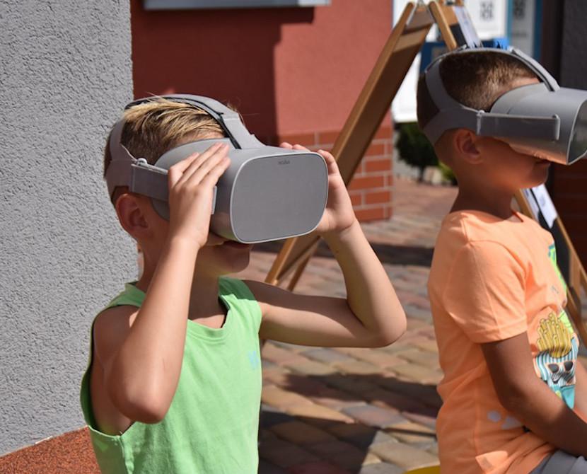 Gogle VR Star ART