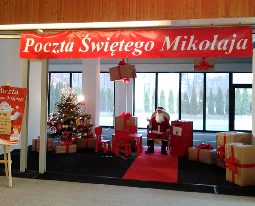 Święty Mikołaj Poznań