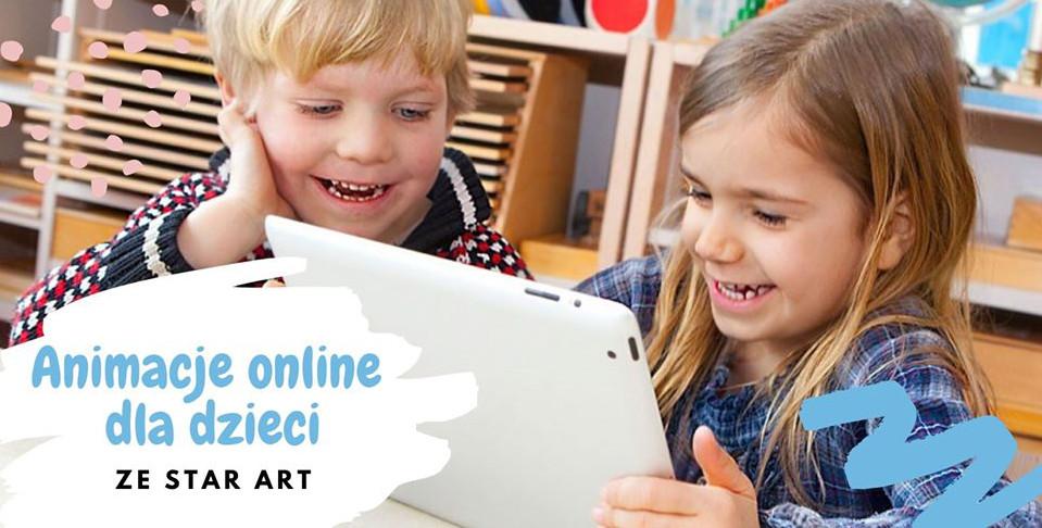 animacje online dla dzieci